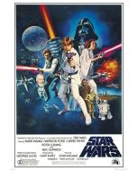 Star Wars: Episode IV - A New Hope - Giant Movie Poster