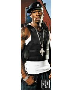 50 Cent - Music Poster
