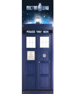 Doctor Who - Door Poster