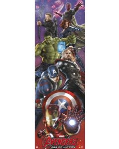 The Avengers 2: Age Of Ultron - Door Poster
