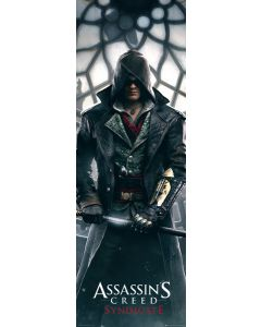 Assassin's Creed: Syndicate - Door Poster