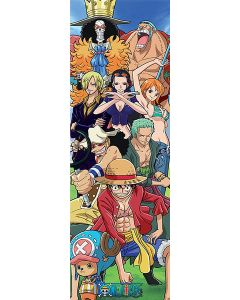 One Piece - Door Poster