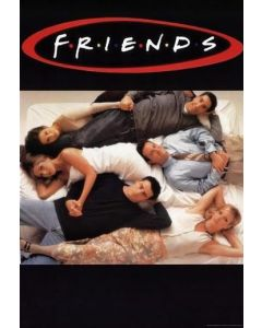 Friends - TV Show Poster Set