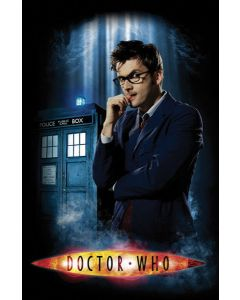 Doctor Who - Giant TV Show Poster