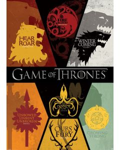 Game Of Thrones - Giant TV Poster