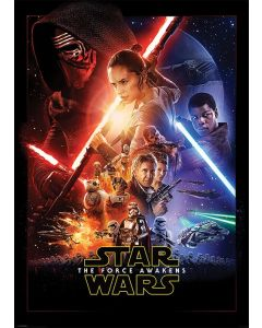 Star Wars: Episode VII - The Force Awakens - Giant Movie Poster