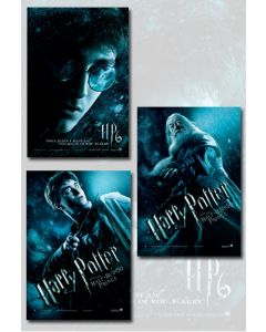 Harry Potter and the Half Blood Prince - Movie Poster Set