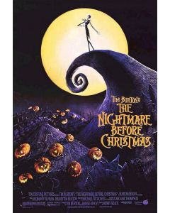 The Nightmare Before Christmas - Movie Poster