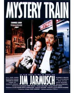 Mystery Train - Movie Poster