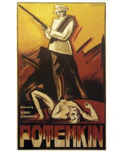 Potemkin - Movie Poster