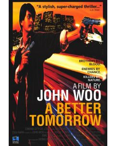 A Better Tomorrow - Movie Poster