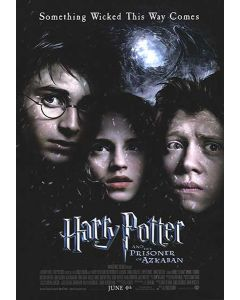 Harry Potter and the Prisoner of Azkaban - Movie Poster