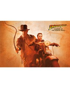 Indiana Jones And The Kingdom Of The Crystal Skull - Movie Poster