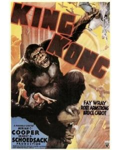 King Kong - Movie Poster