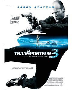 The Transporter 3 - Movie Poster