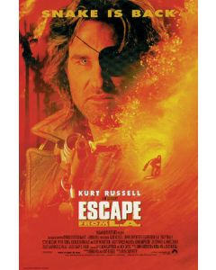 Escape From L.A. - Movie Poster
