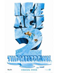 Ice Age 2 - Movie Poster
