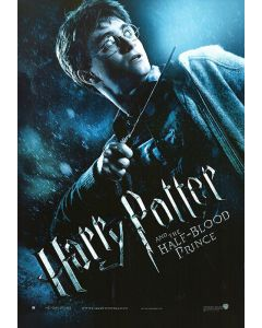 Harry Potter and the Half Blood Prince - Movie Poster