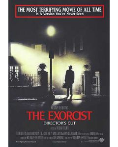 The Exorcist - Director's Cut - Movie Poster