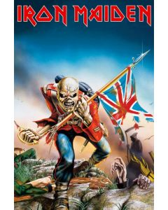 Iron Maiden - Music Poster