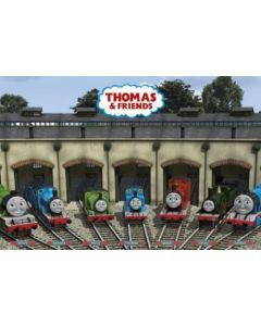 Thomas & Friends - TV Show Poster