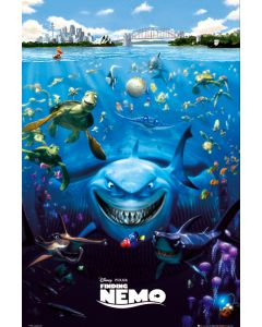 Finding Nemo - Movie Poster
