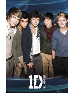 One Direction - Music Poster