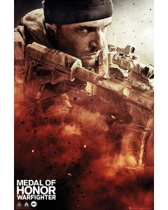 Medal of Honor: Warfighter - Gaming Poster