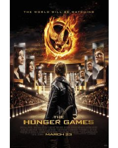 The Hunger Games - Movie Poster
