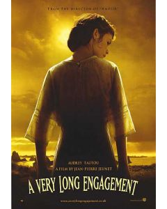 A Very Long Engagement - Movie Poster