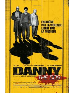 Danny the Dog - Movie Poster