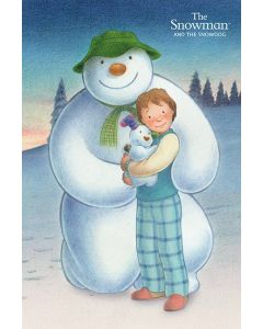 The Snowman And The Snowdog - Movie Poster