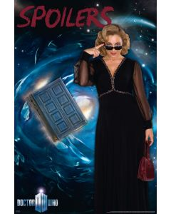 Doctor Who - River Song - TV Show Poster