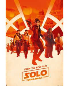 Solo: A Star Wars Story - Movie Poster