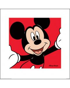 Mickey Mouse - Art Print