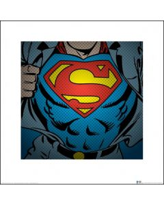 Superman - Art Print
