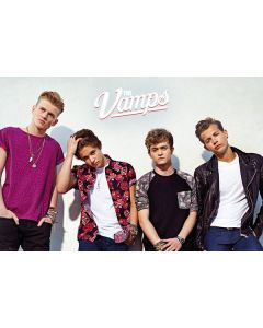 The Vamps - Music Poster