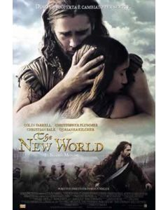 The New World - Movie Poster
