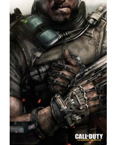Call Of Duty: Advanced Warfare - Gaming Poster