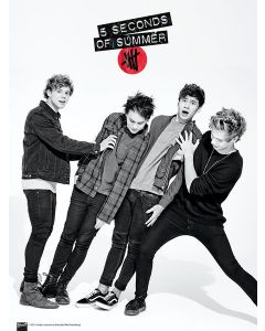 5 Seconds Of Summer - Micro Poster Set