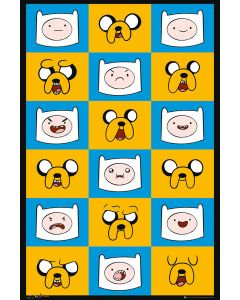 Adventure Time - TV Show Poster