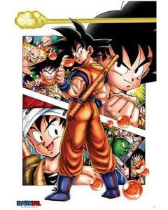 Dragonball - TV Show Poster