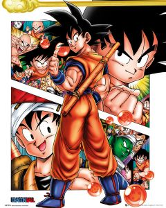Dragonball - Mini TV Show Poster