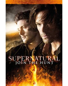 Supernatural - TV Show Poster