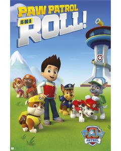 Paw Patrol - TV Show Poster