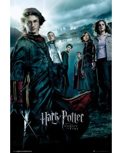 Harry Potter And The Goblet Of Fire - Movie Poster