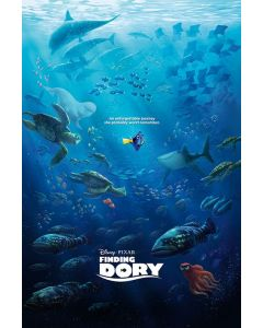 Finding Dory - Movie Poster
