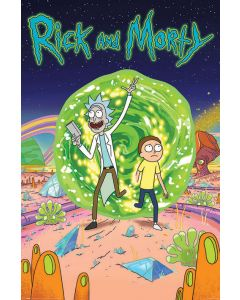 Rick And Morty - TV Show Poster