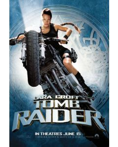 Tomb Raider - Lara Croft - Movie Poster