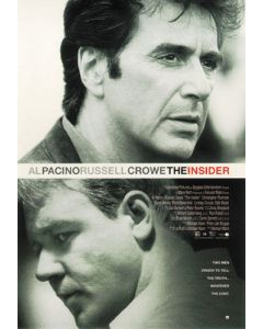 The Insider - Movie Poster